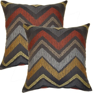 Sw-inchgl-inche Canyon 17-inch Throw Pillows (Set of 2)