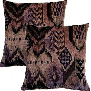 Tucson Storm 17-inch Throw Pillows (Set of 2)