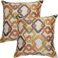 Kala Tanger-inche 17-inch Throw Pillows (Set of 2)