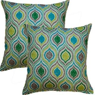 Tatica 17-inch Throw Pillows (Set of 2)