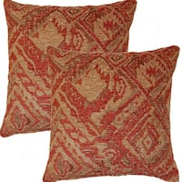 Yalda 17-inch Throw Pillows (Set of 2)