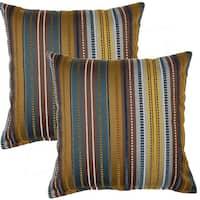 Litchfield 17-inch Throw Pillows (Set of 2)
