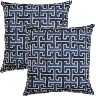 Chiara 17-inch Throw Pillows (Set of 2)