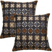 -inchterscope 17-inch Throw Pillows (Set of 2)