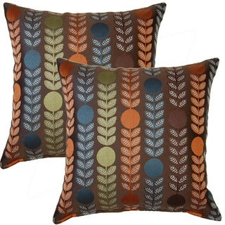 Sundra 17-inch Throw Pillows (Set of 2)