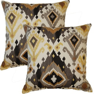 Alessandro 17-inch Throw Pillows (Set of 2)