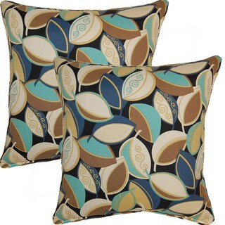 Kadrey Bluemoon 17-inch Throw Pillows (Set of 2)