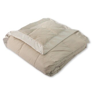Cambric Cotton Hypoallergenic Down Blanket (More options available)