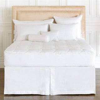 Alexander Comforts Windsor Antimicrobial Cotton Mattress Pad
