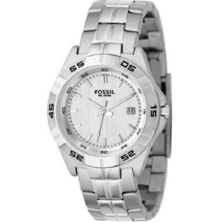 New Fossil PR5338 Snap-On Stainless Steel Men's Casual Wrist Watch