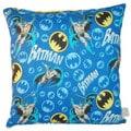 Lillowz Batman Reversible 14 inch x 14 inch Medium Sized Throw Pillow