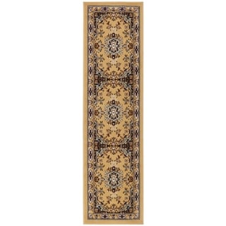 Home Dynamix Premium Collection Traditional Polypropylene Machine Made Area Rug Runner (1'9 x 7'2) - 1'9 x 7'2