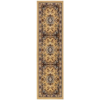 Home Dynamix Premium Collection Traditional Polypropylene Machine Made Area Rug Runner (1'9 x 7'2)