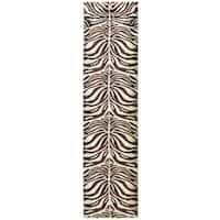 Home Dynamix Tribeca Collection Contemporary Black Area Rug