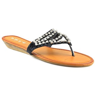 r.b.l.s. Women's 'Abba' Faux Leather Sandals