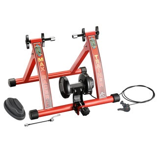 RAD Cycle Products Max Racer 7 Levels of Resistance Bicycle Trainer Work Out