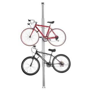 RAD Cycle Aluminum Bike Stand Bicycle Rack Storage or Display Holds Two Bicycles|https://ak1.ostkcdn.com/images/products/11665141/P18594543.jpg?impolicy=medium