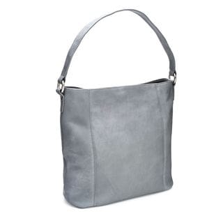 LeDonne Leather Ashley Shopper Tote Bag