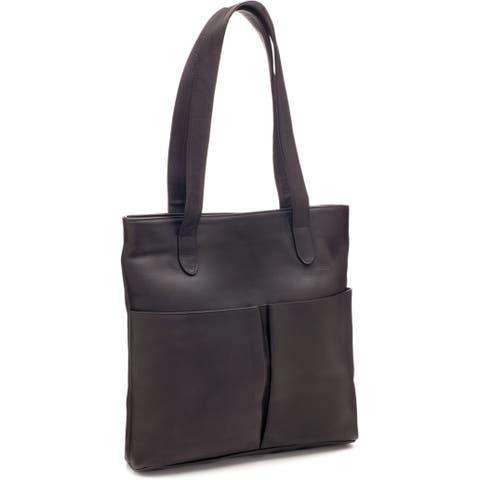 LeDonne Leather Destination Tote Bag