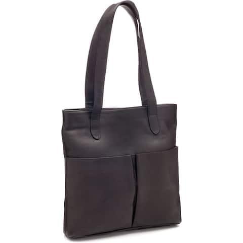 LeDonne Leather Destination Tote Bag