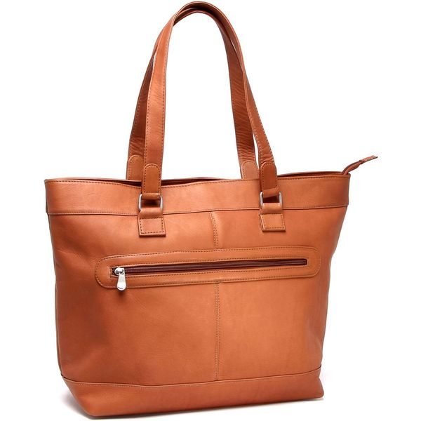 fb3f9b79e362 Shop LeDonne Leather 16-inch Laptop Business Tote Bag - Free ...