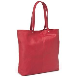 LeDonne Leather Deco Tote Bag