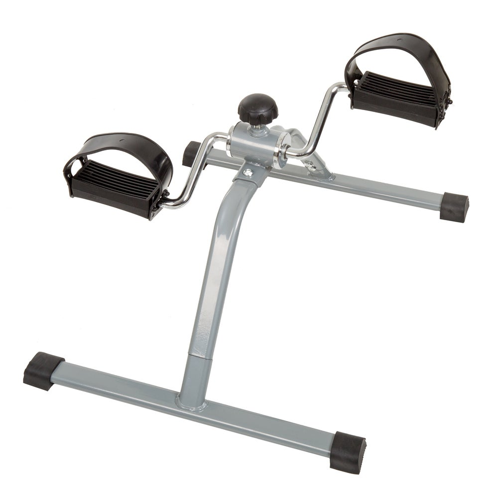 Wakeman Fitness Pedal Exerciser with Adjustable Resistance Knob (Fitness Pedal Exerciser)