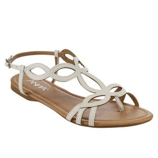 Anna Mavis-42 Casual Flat Sandals