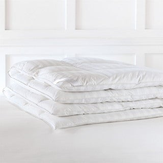 Alexander Comforts Strasbourg Medium Weight White Down Comforter