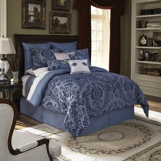 Downton Abbey Grantham 4 piece Comforter Set Free Shipping Today