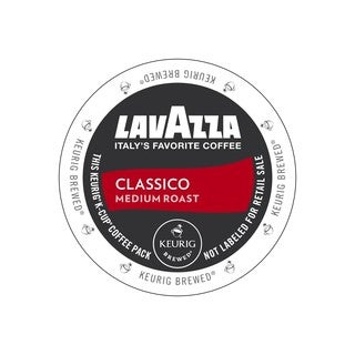Lavazza Classico K-Cup Portion Pack for Keurig Brewers
