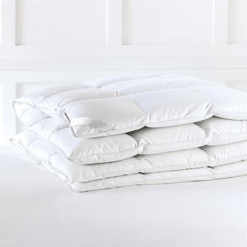 Alexander Comforts Surrey White Lightweight Hungarian White Goose Down Comforter