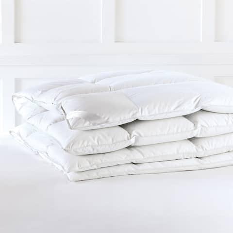 Alexander Comforts Surrey Medium Weight Hungarian White Goose Down Comforter