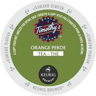 Timothy's Orange Pekoe K-Cup Portion Pack for Keurig Brewers