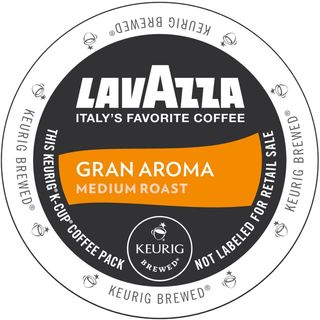 Lavazza Gran Aroma K-Cup Portion Pack for Keurig Brewers