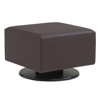 Dutailier Ultramotion Stella Dark Chocolate Ottoman