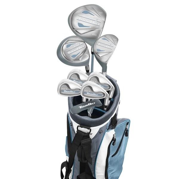 Powerbilt Tourbilt 2.0 Ladies Packaged Golf Set