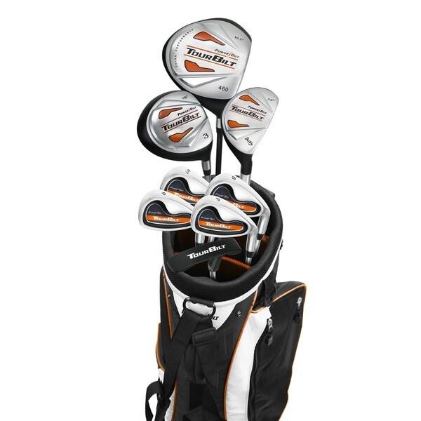 Powerbilt Tourbilt 2.0 Mens Packaged Golf Set