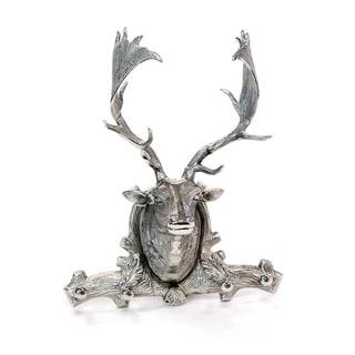 Deer Head With Hooks