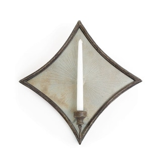 Pollianna Wall Sconce With Glass Hurricane : Pollianna Candle Wall Sconce with Glass Hurricane - 16718891 - Overstock.com Shopping - Great ...