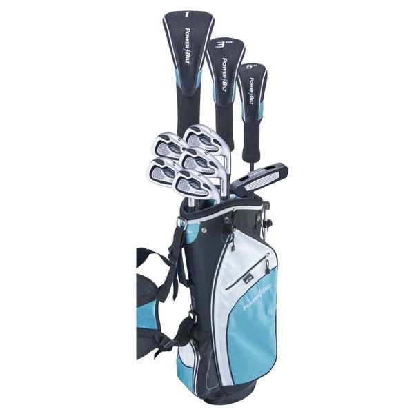 Powerbilt Pro Power Ladiess Packaged Golf Set