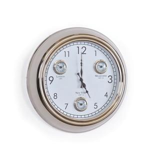 Concierge Wall Clock