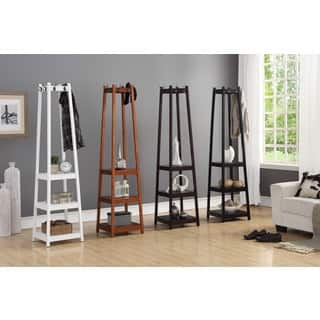 Vassen 3-Tier Storage Shelf Standing Coat Rack|https://ak1.ostkcdn.com/images/products/11665828/P18595149.jpg?impolicy=medium