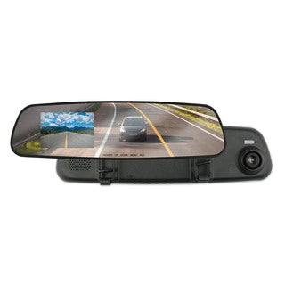 Armor All 720p Rearview Mirror Dash Cam