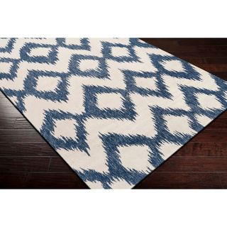 Hand Woven Cleveland Wool Rug (5' x 8')