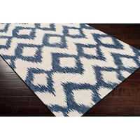Hand Woven Cleveland Wool Area Rug - 8' x 11'