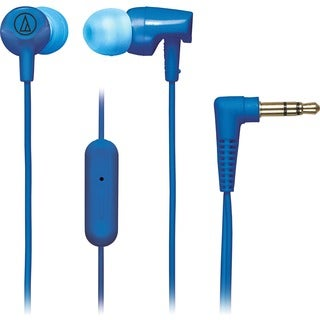 Audio-Technica SonicFuel In-ear Headphones with In-line Mic & Control
