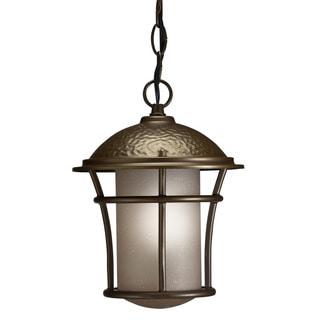 Kichler Lighting Transitional 1-light Antique Bronze Outdoor Hanging Lantern