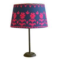 Handmade Large Rabari Cotton Lamp Shade (India)
