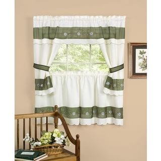 Berkshire Window Curtain Cottage Set